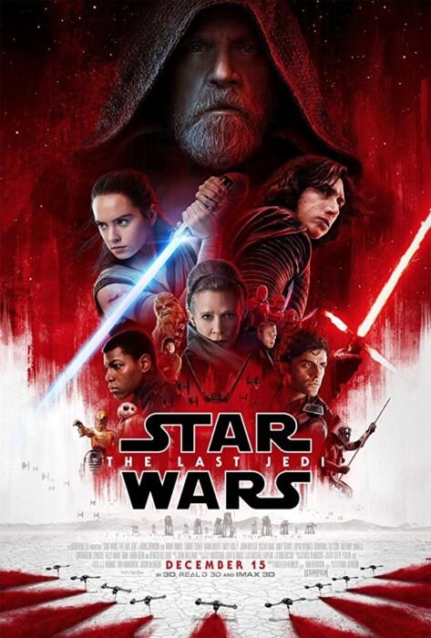 فیلم جنگ ستارگان: آخرین جدای Star Wars: The Last Jedi 2017
