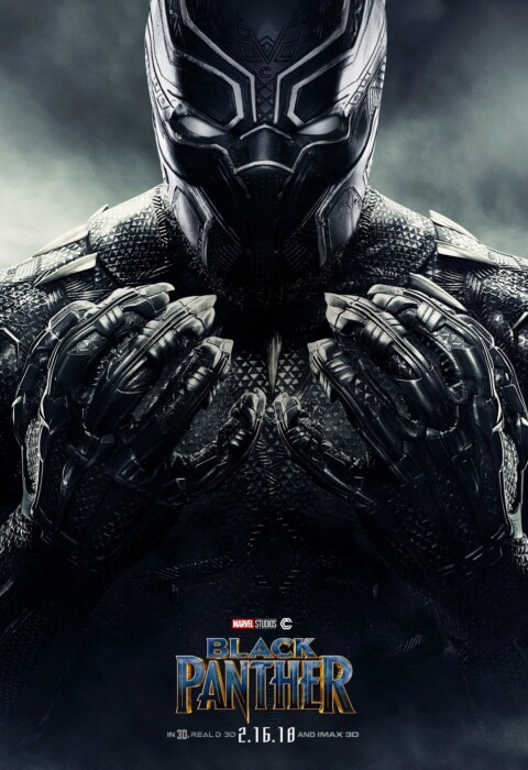 فیلم پلنگ سیاه Black Panther 2018