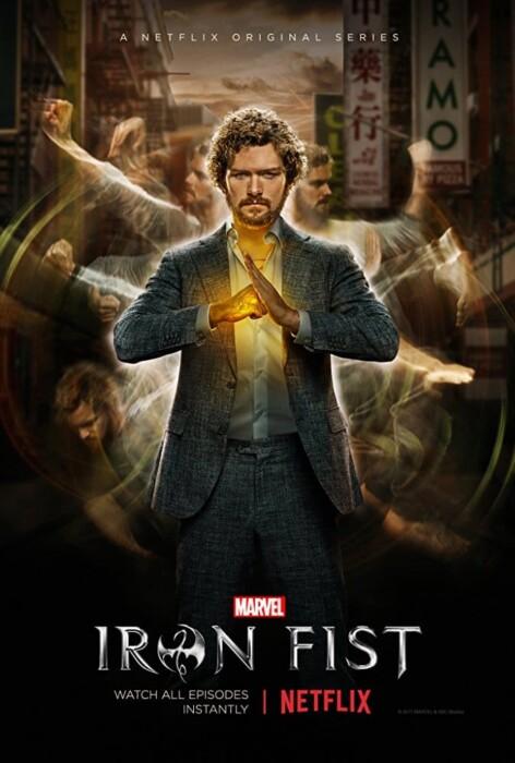 سریال مشت آهنین – Iron Fist (فصل اول)