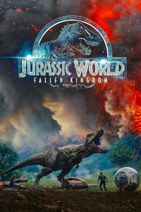 فیلم دنیای ژوراسیک: سقوط پادشاهی – Jurassic World: Fallen Kingdom 2018