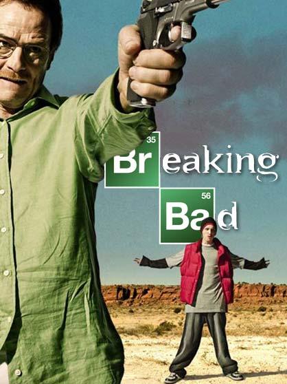 سریال قانون شکن – Breaking Bad (فصل 1)