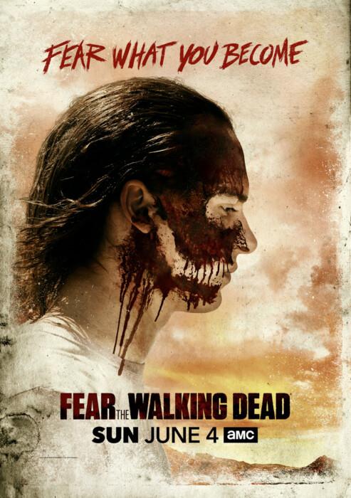سریال ترس از مردگان متحرک – Fear the Walking Dead (فصل سوم)