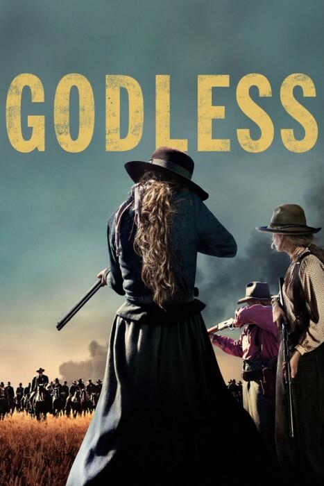 سریال بی خدا – Godless (فصل اول)