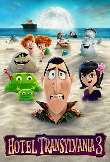انیمیشن هتل ترانسیلوانیا 3 – Hotel Transylvania 3: Summer Vacation 2018