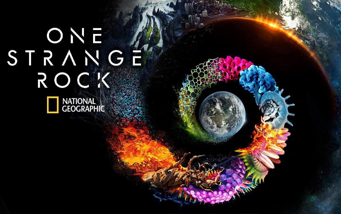 مستند یک سنگ عجیب One Strange Rock 2018