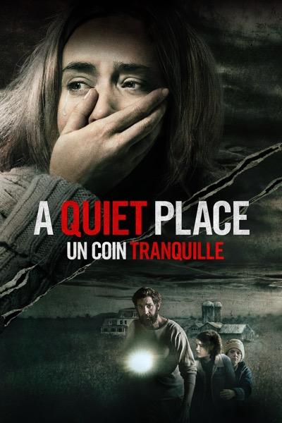فیلم یک مکان ساکت A Quiet Place 2018