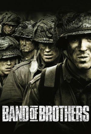 سریال جوخه برادران Band of Brothers