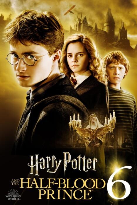 فیلم هری پاتر و شاهزاده دورگه – Harry Potter and the Half-Blood Prince 2009