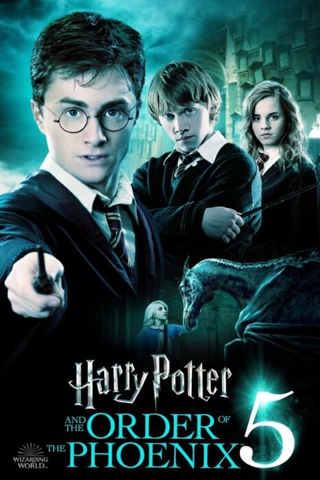 فیلم هری پاتر و محفل ققنوس – Harry Potter and the Order of the Phoenix 2007