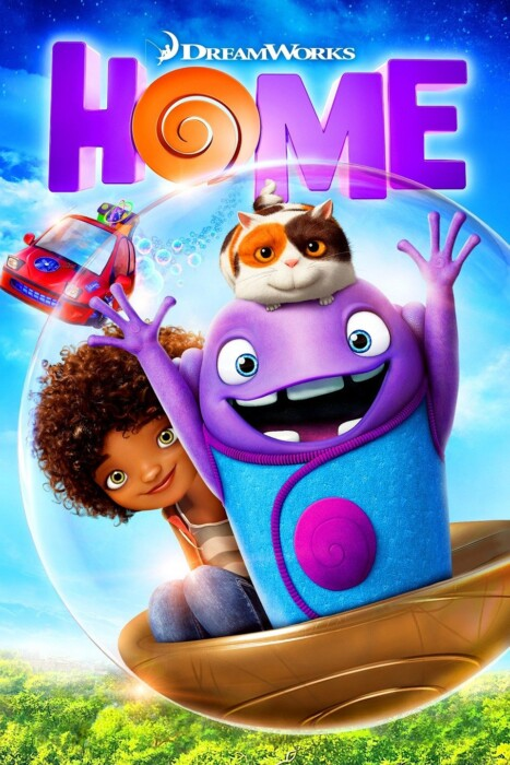 انیمیشن خانه – Home 2015