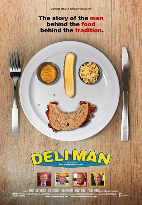 مستند مرد اغذیه فروش – Deli Man 2014