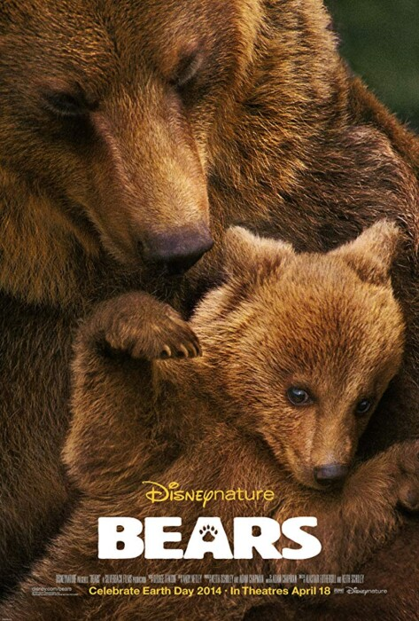 مستند خرس ها – Bears 2014