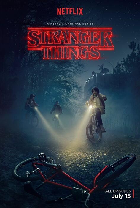 سریال اتفاقات عجیب – Stranger Things (فصل اول)