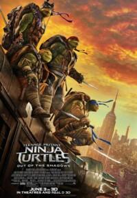فیلم لاکپشت های نینجا 2 – Teenage Mutant Ninja Turtles 2 2016
