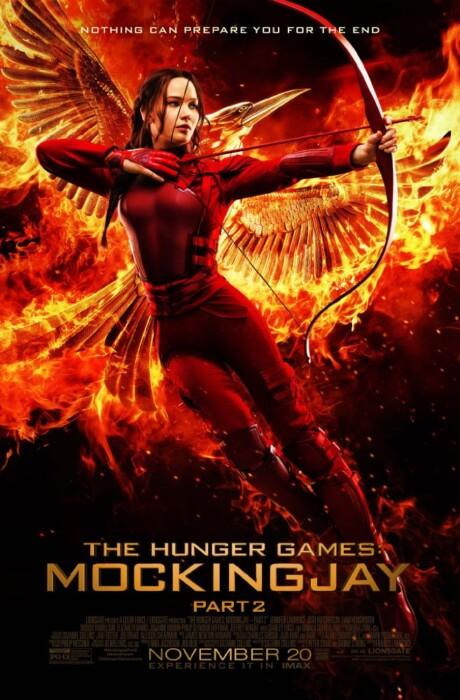 فیلم عطش مبارزه : زاغ مقلد 2 – The Hunger Games: Mockingjay – Part 2 2015
