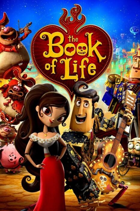 انیمیشن کتاب زندگی – The Book of Life 2014