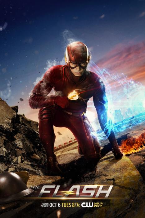 سریال فلش – The Flash (فصل دوم)