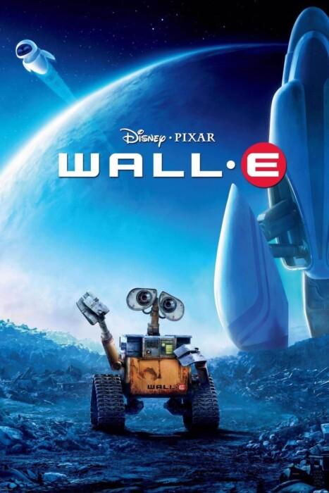 انیمیشن وال-ئی – WALL E 2008