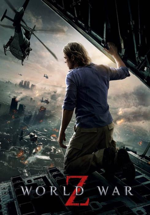 فیلم جنگ جهانی زد – World War Z 2013
