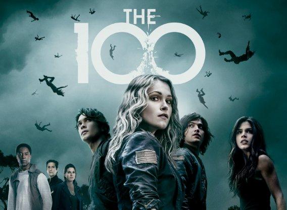 سریال 100 نفر – The 100 (فصل اول)