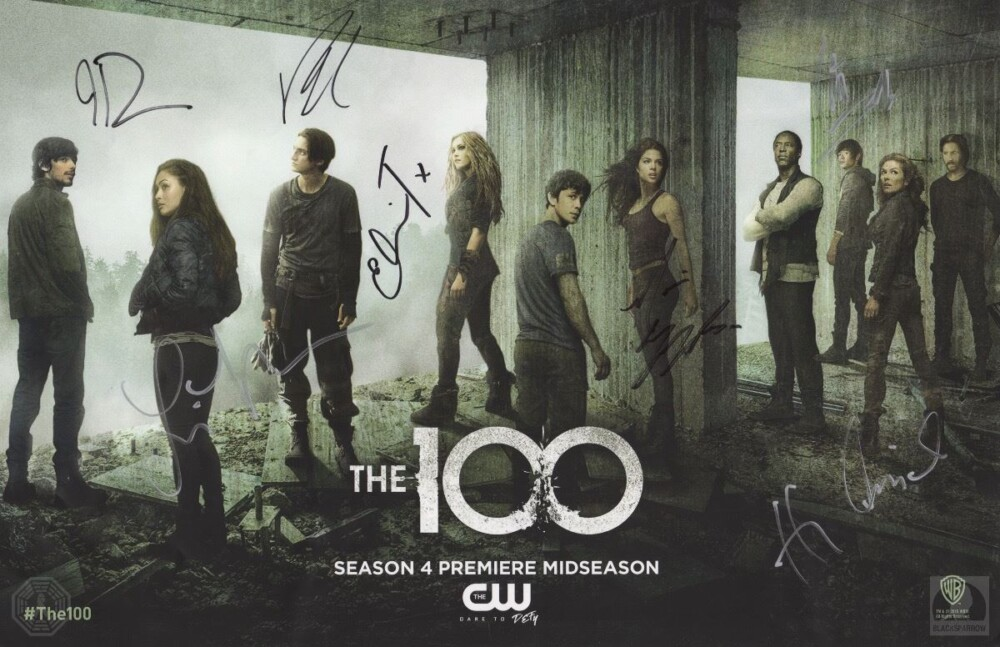 سریال 100 نفر – The 100 (فصل سوم)