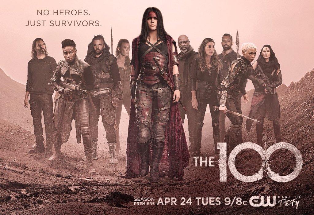 سریال 100 نفر – The 100 (فصل چهارم)