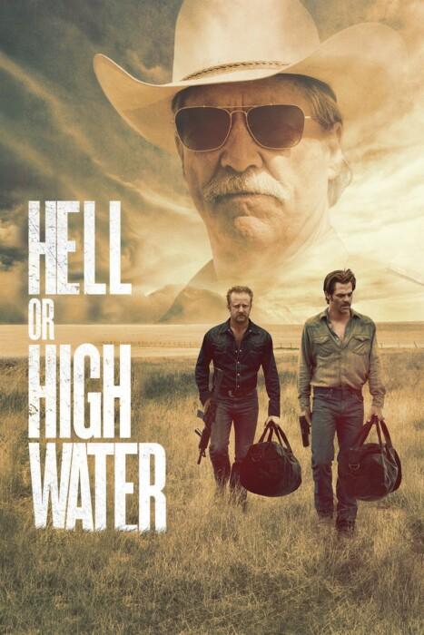 فیلم اگر سنگ از آسمان ببارد – Hell or High Water 2016