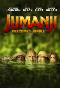 فیلم جومانجی: به جنگل خوش آمدید – Jumanji: Welcome to the Jungle 2017
