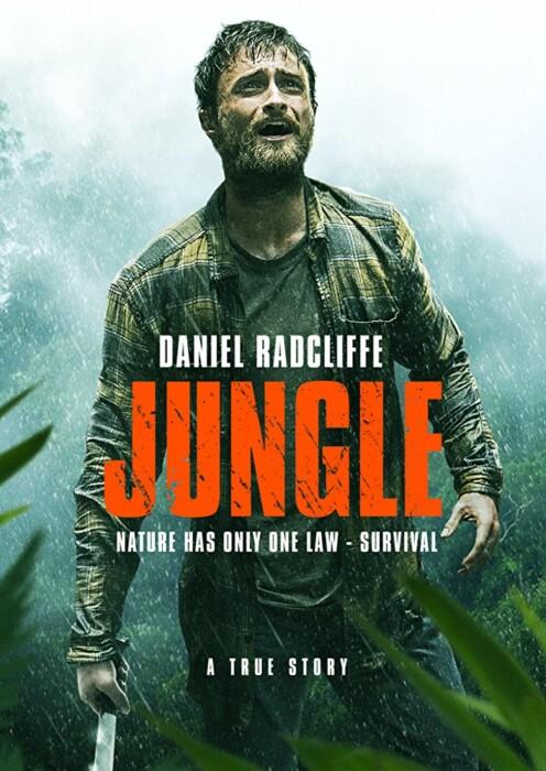 فیلم جنگل Jungle 2017