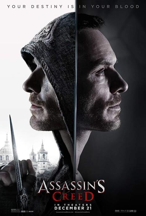 فیلم کشیش آدمکش – Assassin's Creed 2016