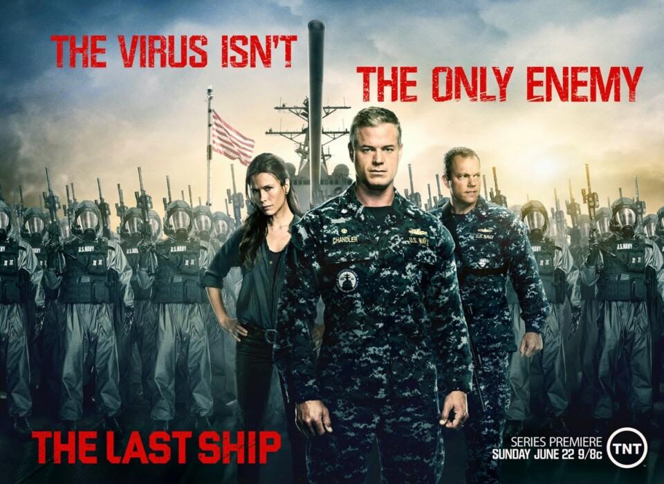 سریال آخرین کشتی – The Last Ship ( فصل اول)