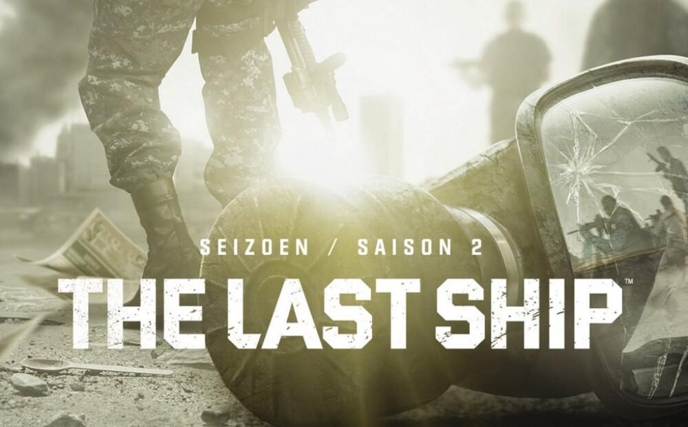 سریال آخرین کشتی – The Last Ship ( فصل دوم)