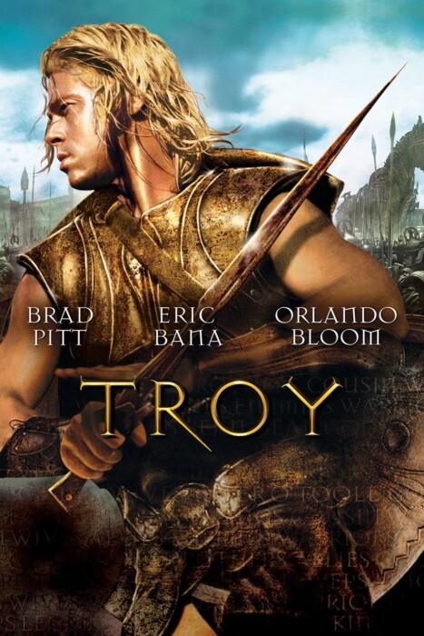 فیلم تِروی – Troy 2004