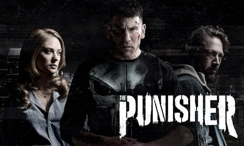 سریال پانیشر The Punisher (فصل اول)