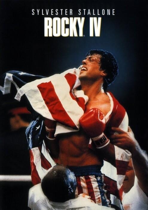 فیلم راکی 4 – Rocky IV 1985