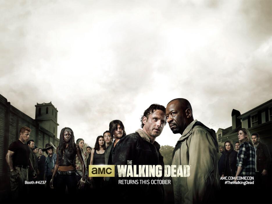 سریال مردگان متحرک – The Walking Dead (فصل 4)