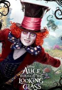 فیلم آلیس آنسوی آینه – Alice Through the Looking Glass 2016