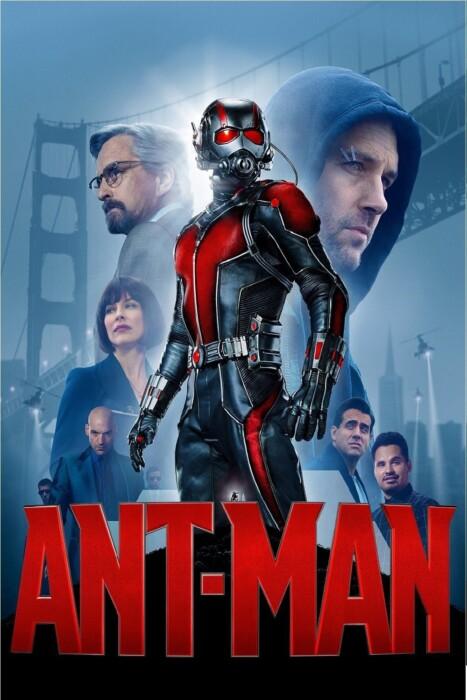 فیلم مرد مورچه ای – Ant-Man 2015