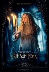فیلم قله ای به رنگ خون – Crimson Peak 2015