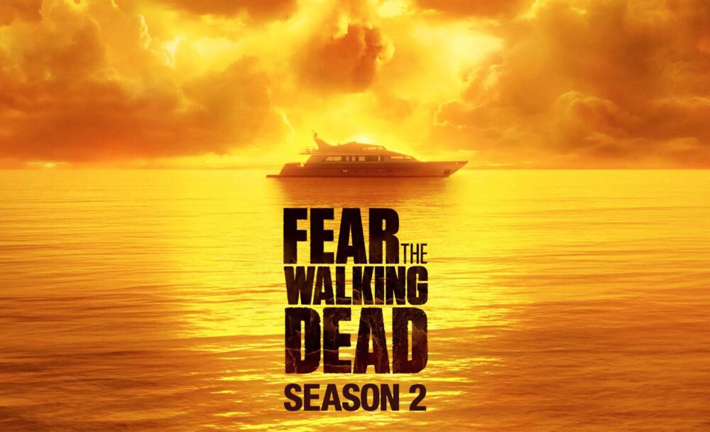 سریال ترس از مردگان متحرک – Fear the Walking Dead (فصل دوم)