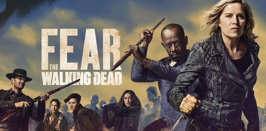 سریال ترس از مردگان متحرک – Fear the Walking Dead (فصل چهارم)