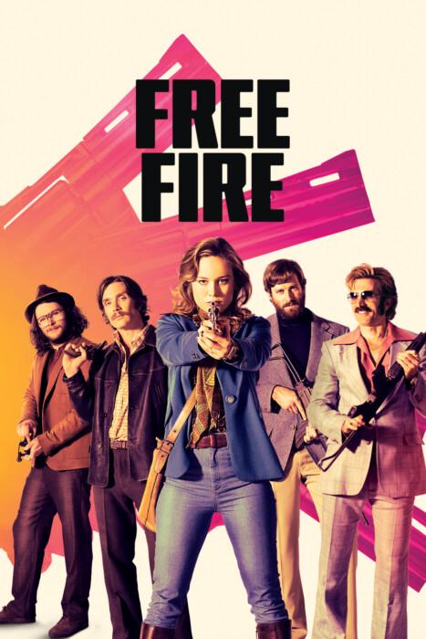 فیلم شلیک آزاد – Free Fire 2016