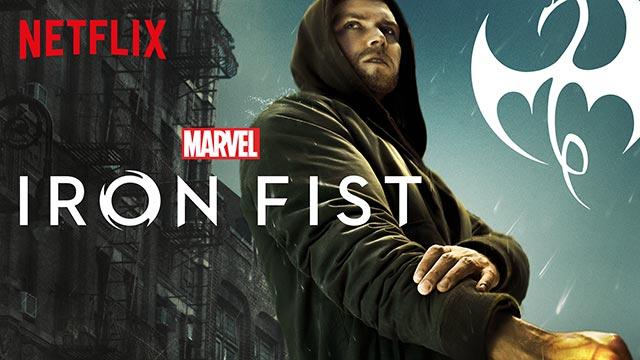 سریال مشت آهنین – Iron Fist ( فصل دوم)