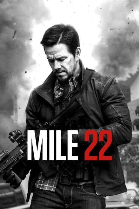 فیلم 22 مایل – Mile 22 2018