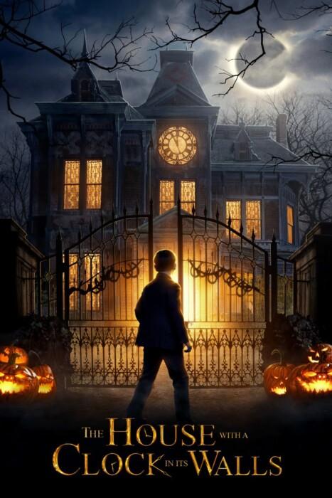 فیلم The House with a Clock in Its Walls 2018
