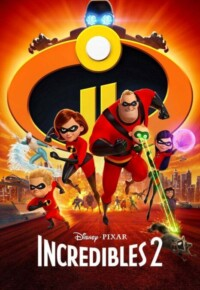 انیمیشن شگفت انگیزان 2 – The Incredibles 2 2018