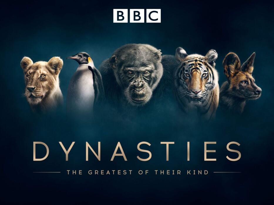 مستند سریالی سلسله ها Dynasties (فصل اول)