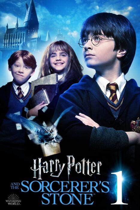 فیلم هری پاتر و سنگ جادو – Harry Potter and the Sorcerer's Stone 2001