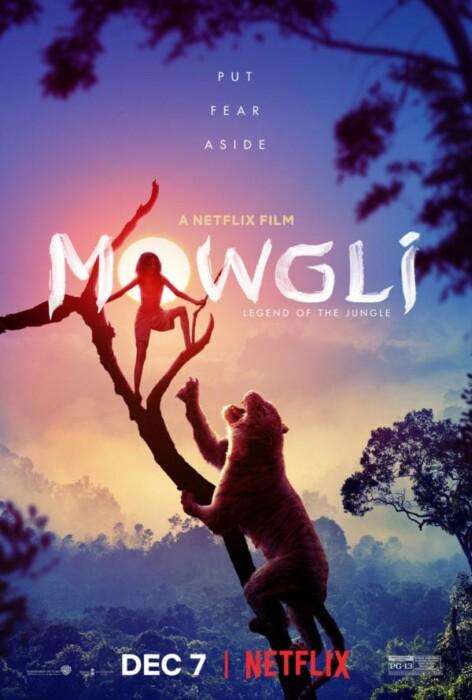 فیلم موگلی: افسانه جنگل Mowgli: Legend of the Jungle 2018