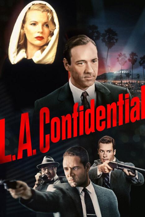 فیلم محرمانه لس آنجلس – L.A Confidential 1997